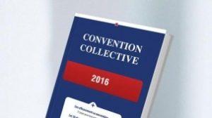 Une convention collective, ce n'est pas juste fait pour décorer les  affichages obligatoires de Direction!